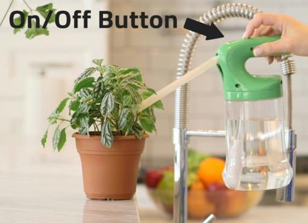 Hummingbird Automatic Watering Can