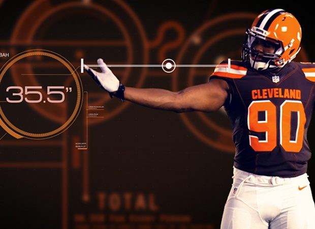 Cleveland Browns – Anatomy of a Player – Emmanuel Ogbah