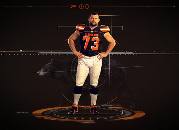 Cleveland Browns – Anatomy of a Player – Joe Thomas