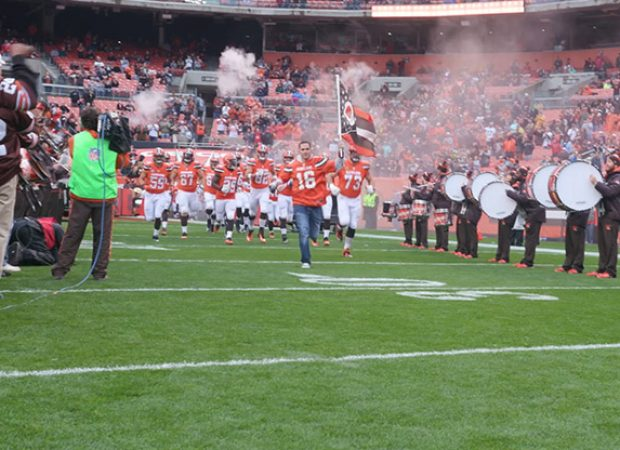 Cleveland Browns & Bud Light – Fan Experience