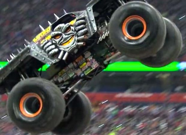 BKT Tires – Monster Jam :30 TV Spot