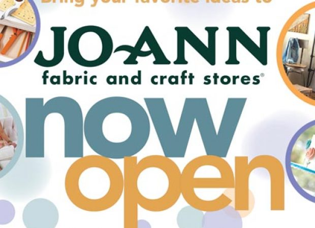 Joann Fabrics and Crafts – Grand Opening TV Spot